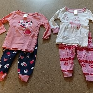 Gymboree Long Sleeve Pajamas